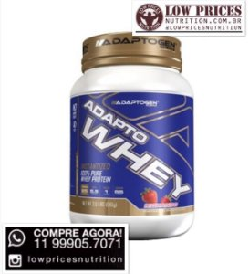 Adapto Whey  Adaptogen Science- 900g