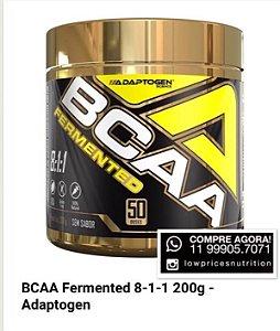 Bcaa fermentado 8 1 1 Adaptogen 50 doses