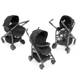 Trio Love  black - Chicco