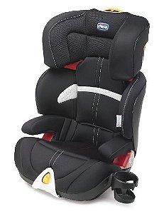 Cadeira Auto Oasys 2-3 Black - Chicco
