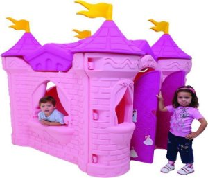 Castelo Disney Princesa Xalingo