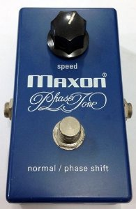 Pedal Maxon Phase Tone (semi-novo)