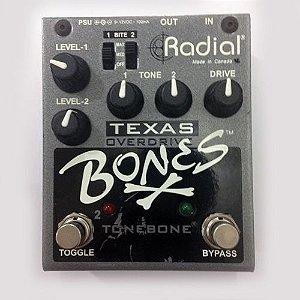 Pedal Tonebone Texas Overdrive (semi-novo)
