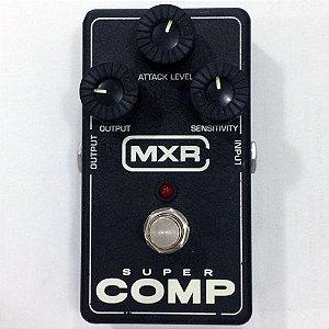Pedal MXR Super Comp (semi novo)