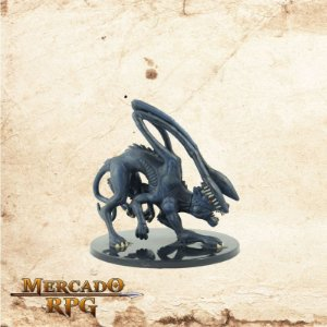Displacer Beast Pack Lord - Com carta