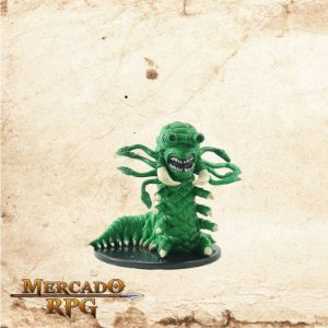 Enormous Carrion Crawler - Com carta