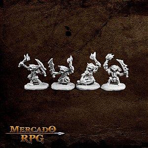 Pathfinder Goblin Pyros (4)