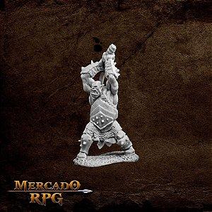 Orc Berserker (Two Handed Sword)