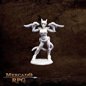 Tiviel, Hellborn Rogue