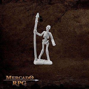 Skeleton Warrior Spearman
