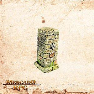 Pilastra de Tijolos A (Correntes)