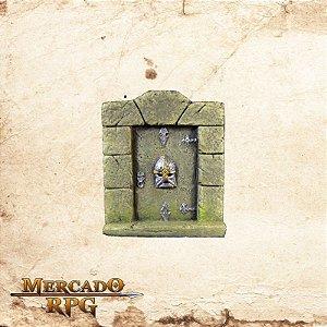 Porta de pedra