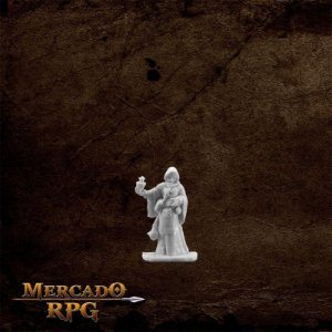 Olivia, Mercenaries Cleric