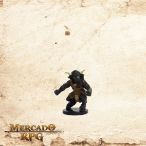 Minotaur Battle Shaman - Sem carta
