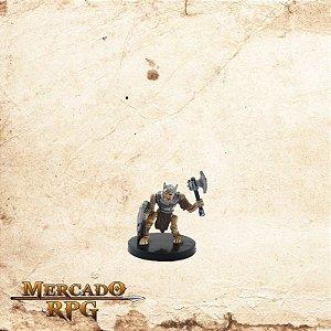 Skeletal Dwarf - Com carta