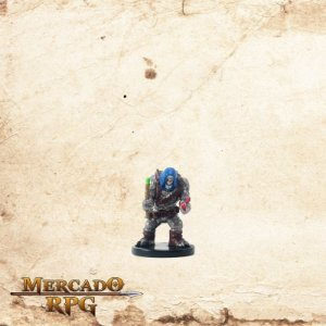 Warforged Artificer - Sem carta