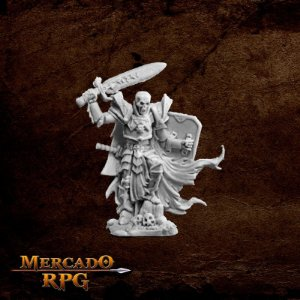 Arrius Skeletal Warrior