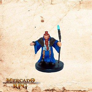 Shield Dwarf Wizard