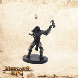 Dread Warrior - Sem carta