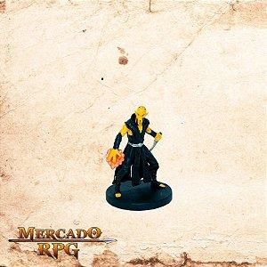 Githzerai Monk (Knife & Flame)