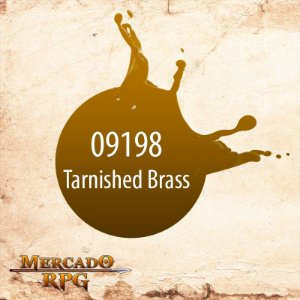 Reaper MSP Tarnished Brass 9198