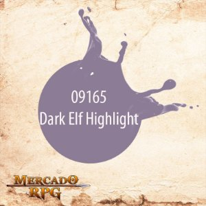 Reaper MSP Dark Elf Highlight 9165