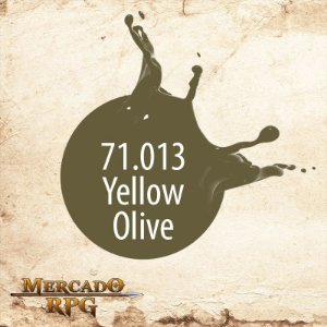 Yellow Olive 71.013