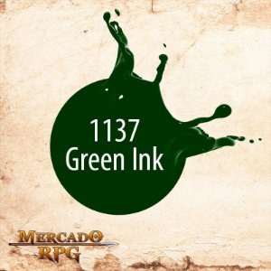 Green Ink 1137