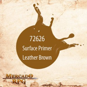 Surface Primer Leather Brown 72.626