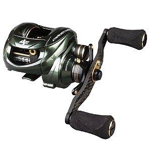 Carretilha Albatroz Fishing Atheris 7.2:1 10 Rolamentos