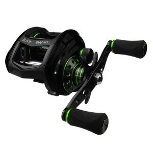 Carretilha Albatroz Fishing Black Snake 7.1:1 7 Rolamentos Green