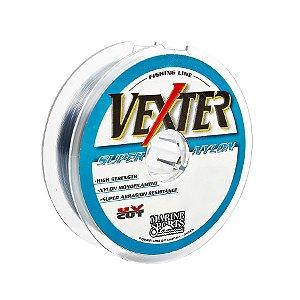 Linha Monofilamento Marine Sports Vexter Super Nylon 0.33mm 27lb 10kg 100m