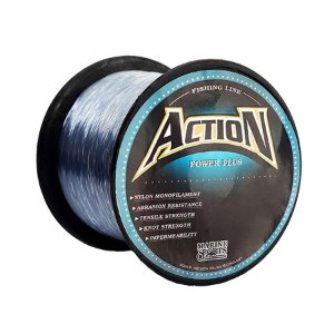 Linha Monofilamento Marine Sports Action Grey 0.43mm 28lb 12,9kg 600m