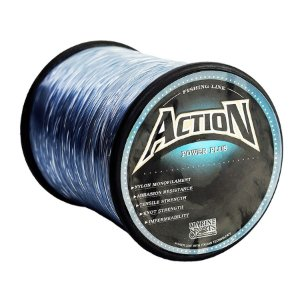 Linha Monofilamento Marine Sports Action Grey 0.50mm 38lb 17,1kg 600m