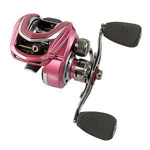 Carretilha Marine Sports Venator Lite Pink SE 8.3:1 11 Rolamentos