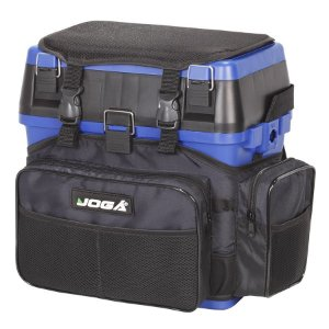 Mochila Multifuncional Jogá Fishing Box Azul