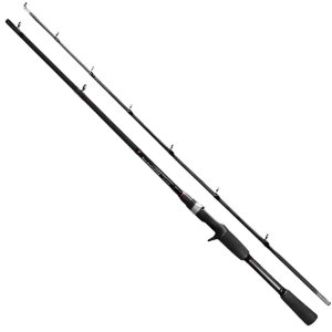 Vara Daiwa Strikeforce SF562MRB-BR 8-17lb 1,68m 2 Partes