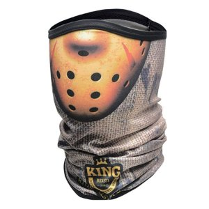 Bandana de Pesca King BDNVK05 Jason Proteção Solar UV 30+