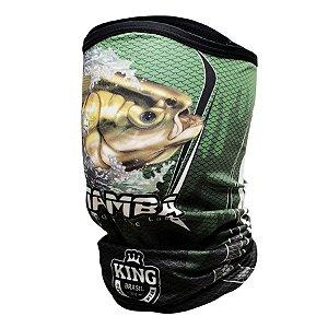 Bandana de Pesca King BKBT304 Tamba Proteção Solar UV 30+