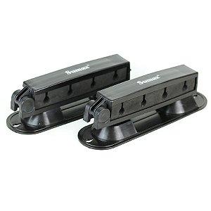 Porta Varas de Parede Sumax Rod Rack PYA-RH12 para 4 Varas