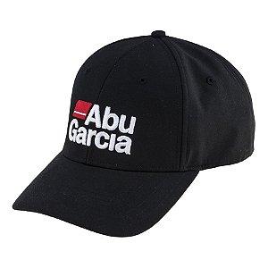 Boné Abu Garcia Snapback Abu Black Hat