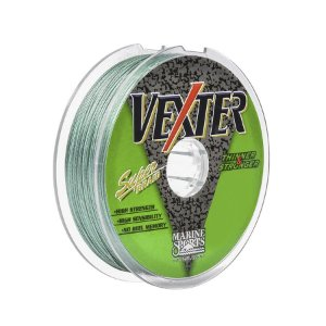 Linha Multifilamento Marine Sports Vexter Green 0.48mm 100lb 45,4kg 100m