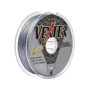 Linha Multifilamento Marine Sports Vexter Grey 0.19mm 20lb 9kg 100m
