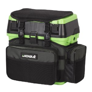 Mochila Multifuncional Jogá Fishing Box Verde