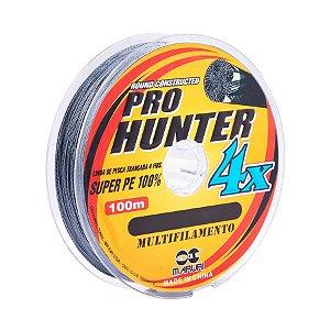 Linha Multifilamento Maruri Pro Hunter 4x 0.23mm 35lb 15,87kg 100m