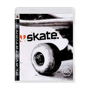 Skate PS3 - USADO