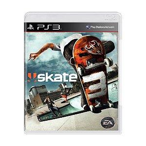 Skate 3 PS3 - USADO