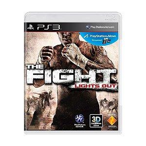 The Fight Ps3 - USADO