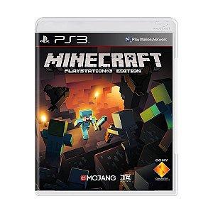 Minecraft Ps3 - USADO