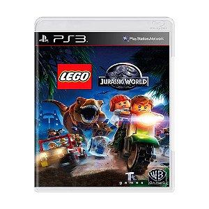 Lego Jurassic World Ps3 - USADO